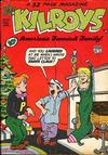 Cover for The Kilroys (American Comics Group, 1947 series) #21