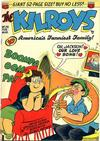 Cover for The Kilroys (American Comics Group, 1947 series) #28