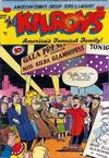 Cover for The Kilroys (American Comics Group, 1947 series) #34