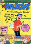 Cover for The Kilroys (American Comics Group, 1947 series) #37