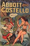 Cover for Abbott and Costello Comics (St. John, 1948 series) #2