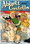 Cover for Abbott and Costello Comics (St. John, 1948 series) #9