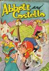 Cover for Abbott and Costello Comics (St. John, 1948 series) #10
