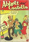 Cover for Abbott and Costello Comics (St. John, 1948 series) #11