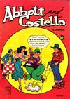 Cover for Abbott and Costello Comics (St. John, 1948 series) #12