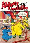 Cover for Abbott and Costello Comics (St. John, 1948 series) #13