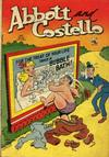 Cover for Abbott and Costello Comics (St. John, 1948 series) #15