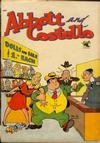 Cover for Abbott and Costello Comics (St. John, 1948 series) #16