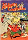 Cover for Abbott and Costello Comics (St. John, 1948 series) #18