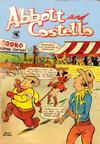 Cover for Abbott and Costello Comics (St. John, 1948 series) #23