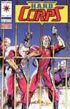 Cover for The H.A.R.D. Corps (Acclaim / Valiant, 1992 series) #15