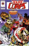 Cover for The H.A.R.D. Corps (Acclaim / Valiant, 1992 series) #17