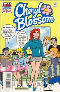 Cover Thumbnail for Cheryl Blossom (Archie, 1997 series) #36
