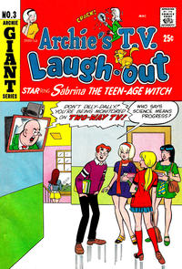Cover Thumbnail for Archie's TV Laugh-Out (Archie, 1969 series) #3