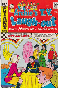 Cover Thumbnail for Archie's TV Laugh-Out (Archie, 1969 series) #7