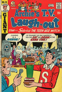 Cover Thumbnail for Archie's TV Laugh-Out (Archie, 1969 series) #19