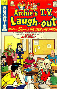 Cover Thumbnail for Archie's TV Laugh-Out (Archie, 1969 series) #30