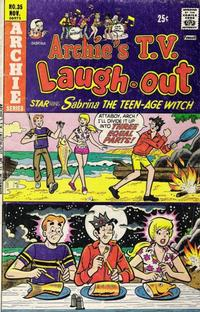 Cover Thumbnail for Archie's TV Laugh-Out (Archie, 1969 series) #35