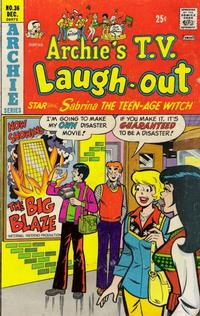 Cover Thumbnail for Archie's TV Laugh-Out (Archie, 1969 series) #36