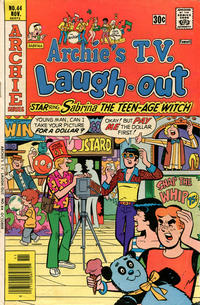 Cover Thumbnail for Archie's TV Laugh-Out (Archie, 1969 series) #44