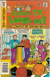 Cover Thumbnail for Archie's TV Laugh-Out (Archie, 1969 series) #46