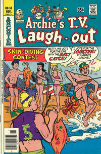 Cover Thumbnail for Archie's TV Laugh-Out (Archie, 1969 series) #53