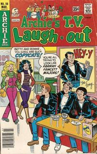 Cover Thumbnail for Archie's TV Laugh-Out (Archie, 1969 series) #56