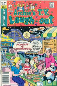 Cover Thumbnail for Archie's TV Laugh-Out (Archie, 1969 series) #60