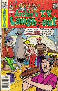 Cover Thumbnail for Archie's TV Laugh-Out (Archie, 1969 series) #62