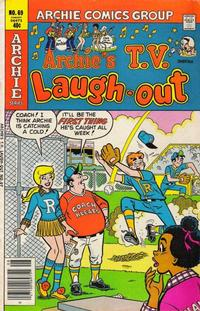 Cover Thumbnail for Archie's TV Laugh-Out (Archie, 1969 series) #69