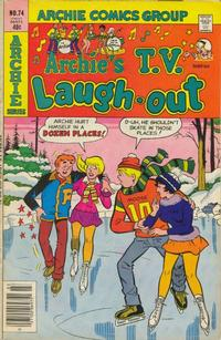 Cover Thumbnail for Archie's TV Laugh-Out (Archie, 1969 series) #74