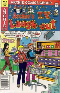 Cover Thumbnail for Archie's TV Laugh-Out (Archie, 1969 series) #75