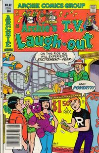 Cover Thumbnail for Archie's TV Laugh-Out (Archie, 1969 series) #82