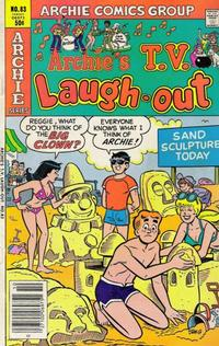 Cover Thumbnail for Archie's TV Laugh-Out (Archie, 1969 series) #83