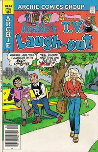 Cover Thumbnail for Archie's TV Laugh-Out (Archie, 1969 series) #84