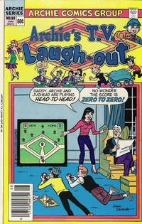 Cover Thumbnail for Archie's TV Laugh-Out (Archie, 1969 series) #90
