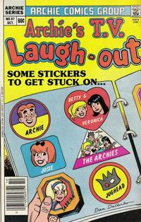 Cover Thumbnail for Archie's TV Laugh-Out (Archie, 1969 series) #97