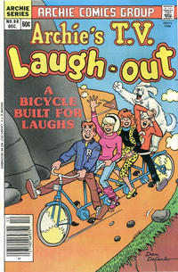 Cover Thumbnail for Archie's TV Laugh-Out (Archie, 1969 series) #98