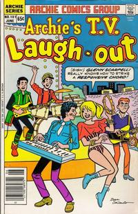 Cover Thumbnail for Archie's TV Laugh-Out (Archie, 1969 series) #101
