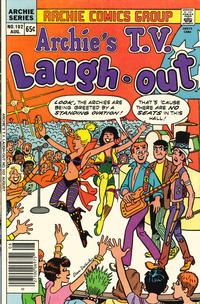 Cover Thumbnail for Archie's TV Laugh-Out (Archie, 1969 series) #102
