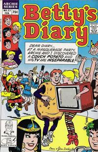 Cover Thumbnail for Betty's Diary (Archie, 1986 series) #23