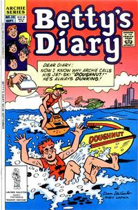 Cover Thumbnail for Betty's Diary (Archie, 1986 series) #36