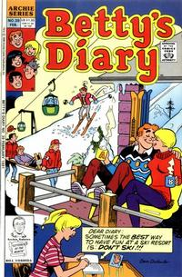 Cover Thumbnail for Betty's Diary (Archie, 1986 series) #39