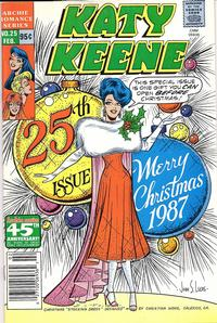 Cover Thumbnail for Katy Keene (Archie, 1984 series) #25