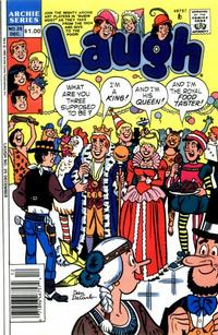 Cover Thumbnail for Laugh (Archie, 1987 series) #25
