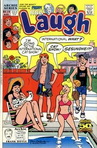 Cover Thumbnail for Laugh (Archie, 1987 series) #29