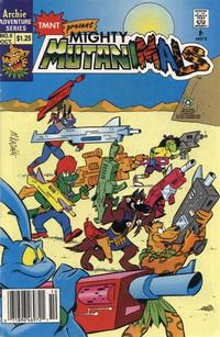 Cover Thumbnail for Mighty Mutanimals (Archie, 1992 series) #5