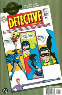 Cover Thumbnail for Millennium Edition: Detective Comics 327 (DC, 2000 series)