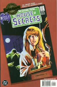 Cover Thumbnail for Millennium Edition: House of Secrets #92 (DC, 2000 series)