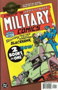 Cover Thumbnail for Millennium Edition: Military Comics No. 1 (DC, 2000 series)